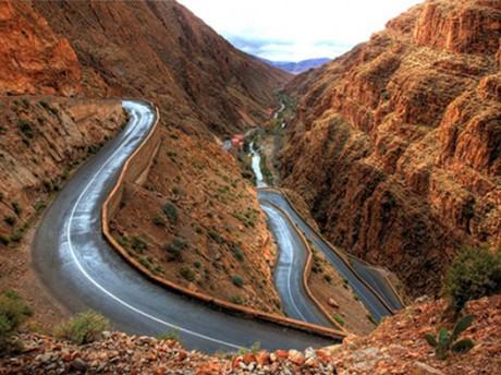 Les vallées du sud et le Désert du Sahara